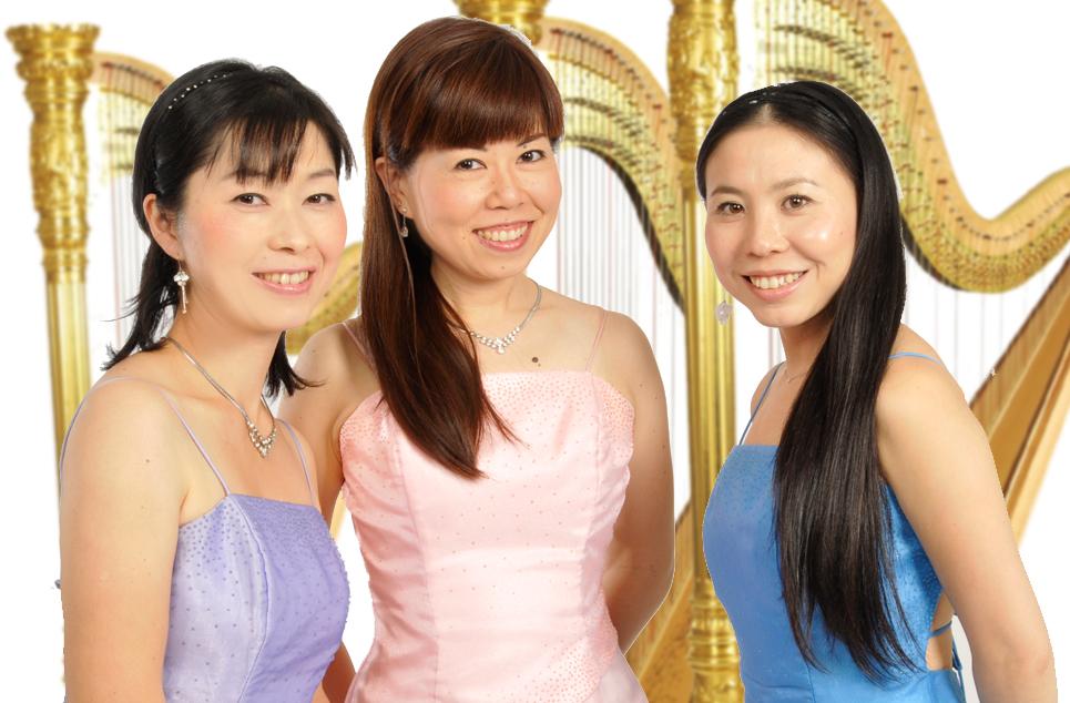 Cafe de la Harp trio